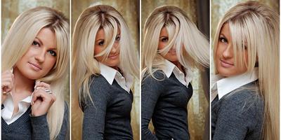 Как сделать объем у корней волос