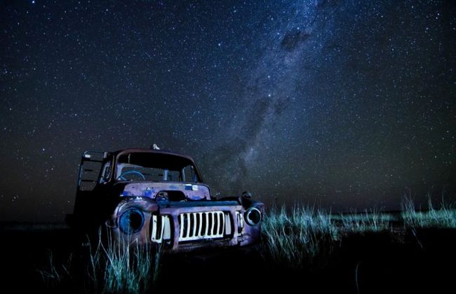 Как сделать отличные снимки ночного неба: 6 советов