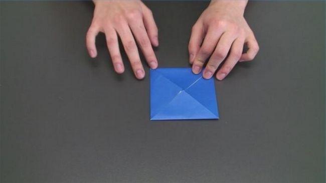 Как сделать пирамиду из бумаги? Подробная инструкция