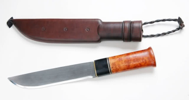 Как сделать ручку для ножа в разных вариациях