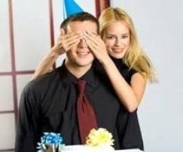 сюрприз на день рождения мужу