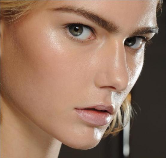 Как сделать скульптурирование лица макияжем