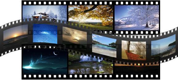 Как сделать слайды из фотографий и музыки?