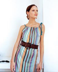 Как сделать выкройку платья по своим меркам
