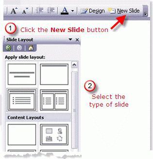 создать презентацию в powerpoint