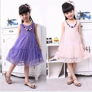 Как сшить детское платье? Или, может, связать?