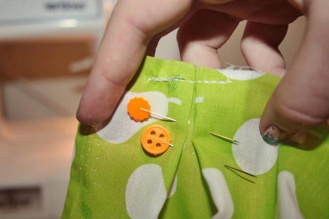 Как сшить юбку в складку самостоятельно?