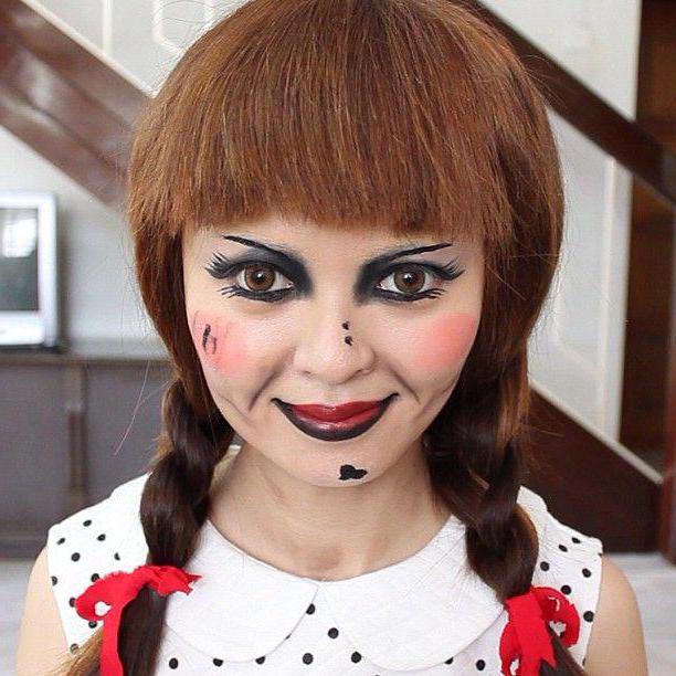 костюм куклы чаки на хэллоуин