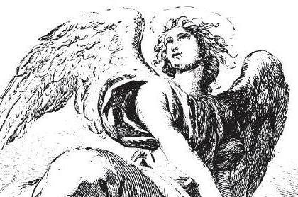 ангел в душе