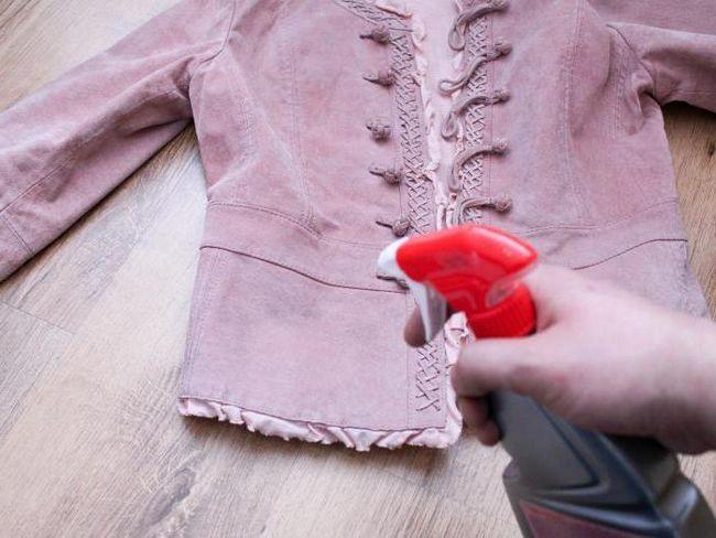 можно стирать пиджак