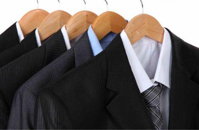 как правильно стирать пиджак