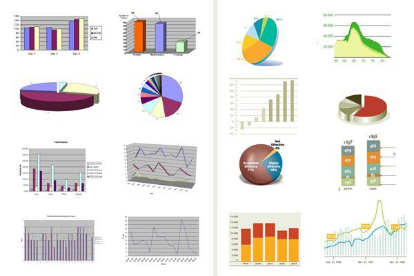 Как строить графики? В excel!