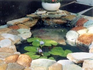 искусственный водоем на даче