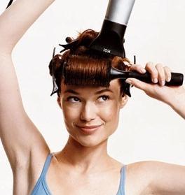 Как укладывать волосы в домашних условиях