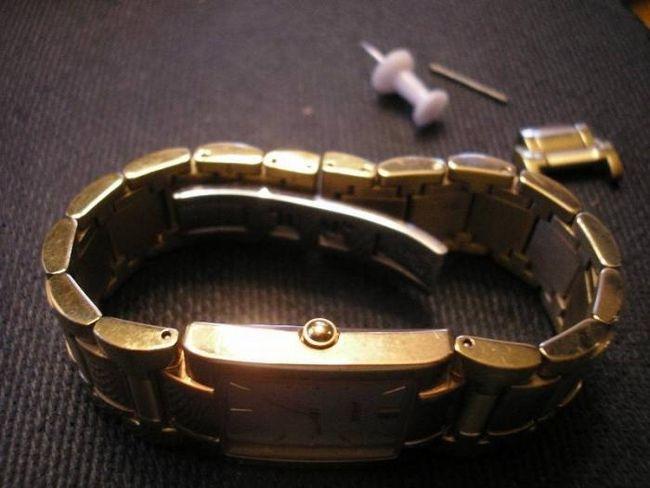 Как укоротить браслет часов - практические советы