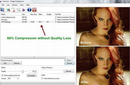 Как уменьшить вес фотографии без потери качества?