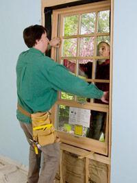 Как установить пластиковые окна в деревянный дом: советы начинающим дачникам