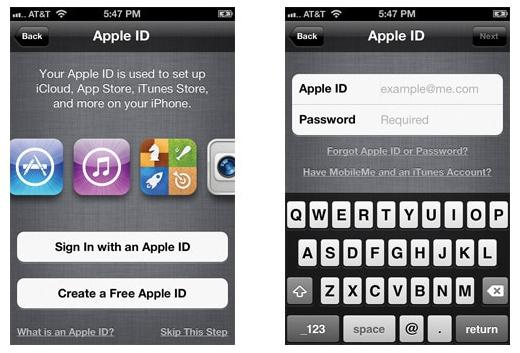 Как узнать apple id и что это вообще такое?