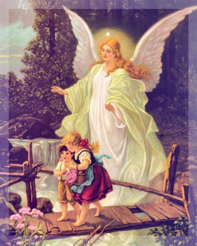 Как узнать, что вас посетил ангел-хранитель: 11 признаков