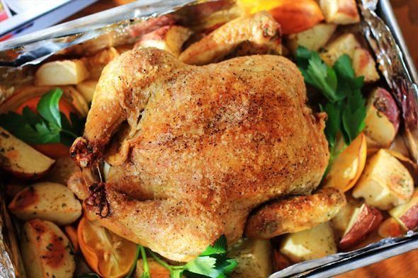 приготовить курицу в мультиварке