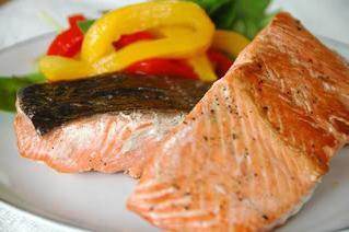 запечь красную рыбу в духовке