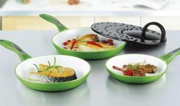 Как выбрать керамическую сковороду – основные моменты