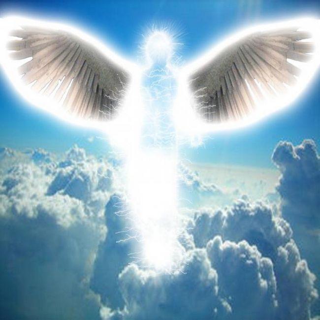 позвать ангела