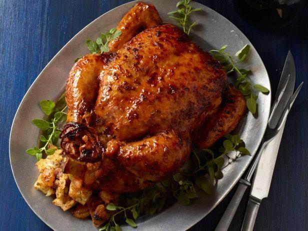 запечь курицу в мультиварке