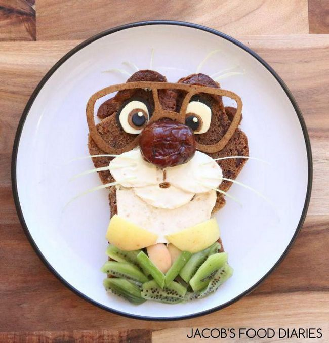 Как заставить ребенка есть здоровую пищу? Черпайте идеи из мультфильмов