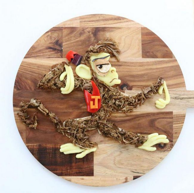 еда ребенок мультфильм идеи вкусно здоровое питание красота герои готовить детям завтрак полдник перекус