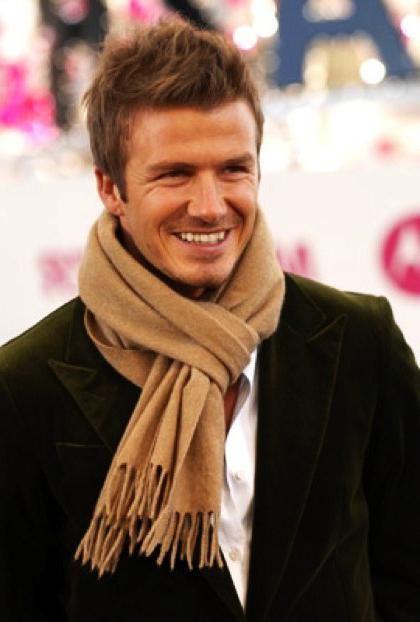 как завязать шарф на шее мужчинам