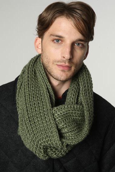 как правильно завязать шарф