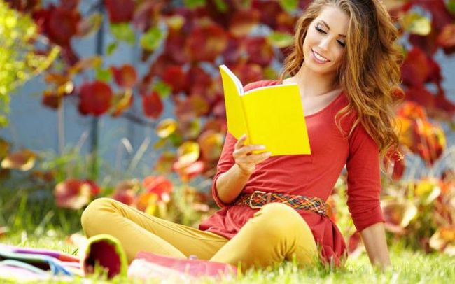 Какие 5 книг сделают вас счастливее?