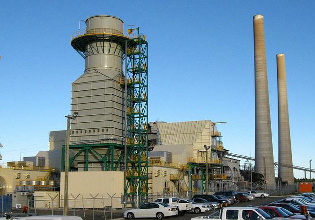 Электростанции на газу