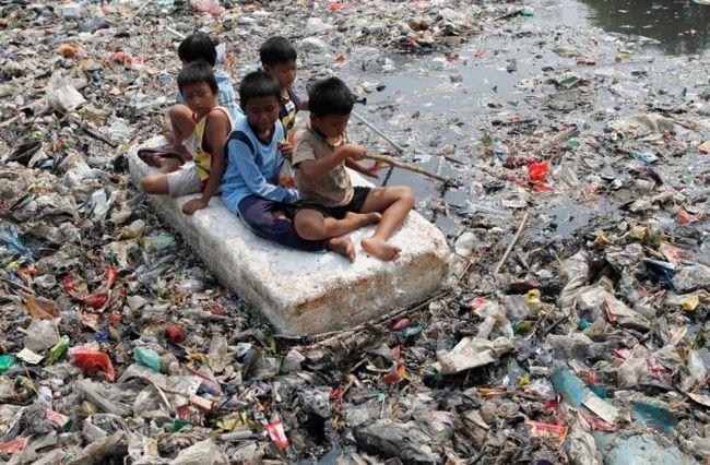 Самый грязный город в мире