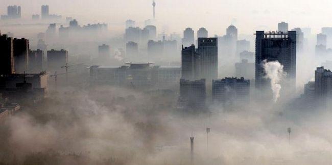 самый грязный город мира