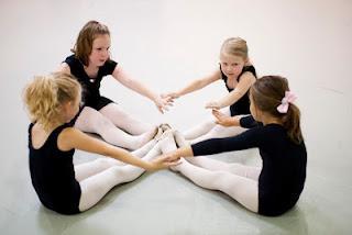 танцы для детей дошкольного возраста