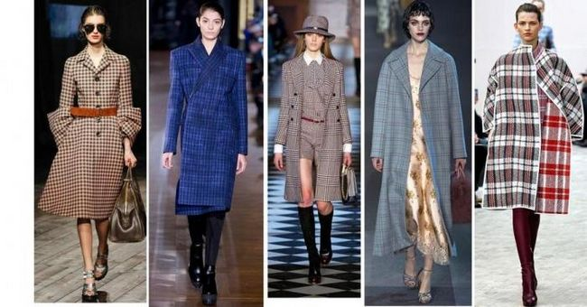 Каким будет модный плащ в 2014 году?