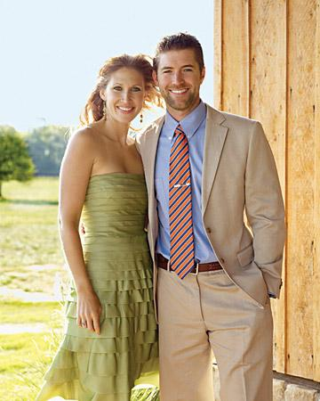 наряд на свадьбу для гостей