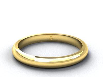 Каким должно быть венчальное кольцо?