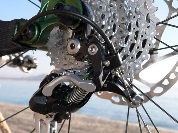 Каким может быть переключатель скоростей на велосипеде?