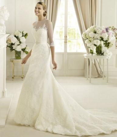 Какими должны быть платья для венчания в церкви?