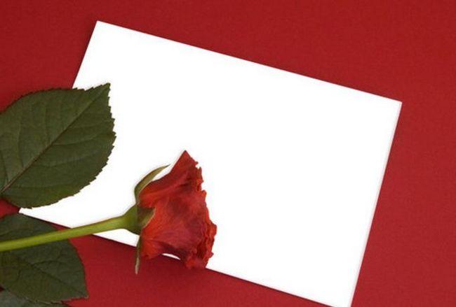 Какое оно может быть, письмо любимой о чувствах