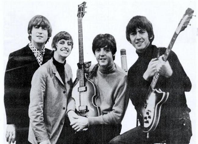 Какой альбом группы the beatles считается самым лучшим?