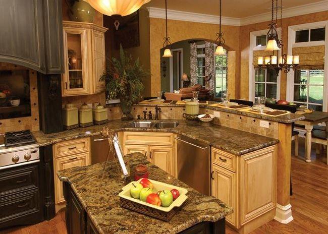 Какой должна быть кухня по фен-шуй? Секреты гармонии в вашем доме