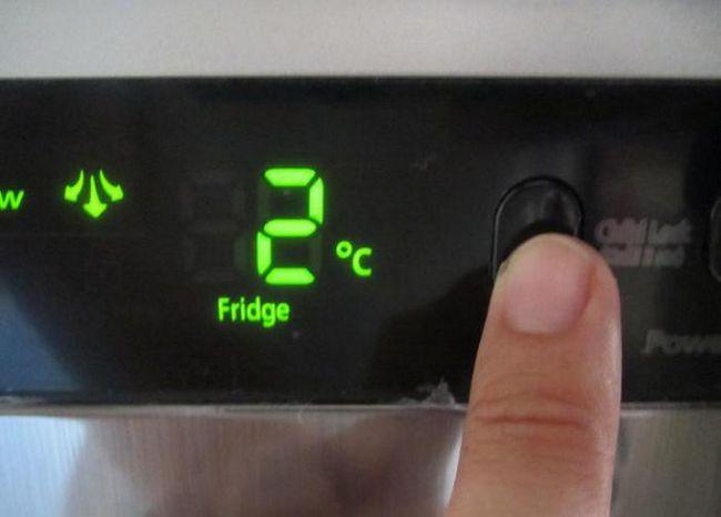 Какой должна быть температура в холодильнике: идеальное значение