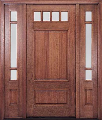 Какой дверной блок выбрать для комнаты