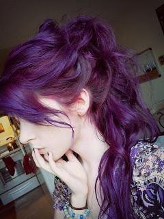 как выглядят волосы после смывки