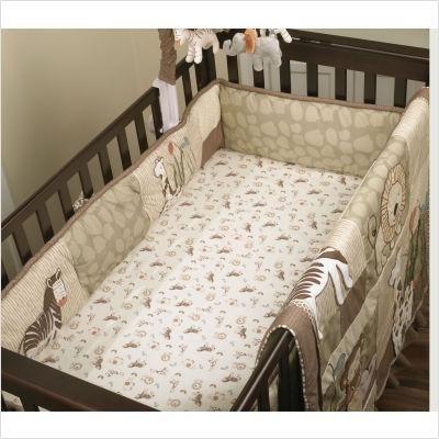 Набор в кроватку для новорожденных
