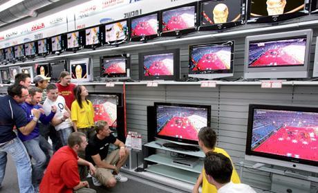 Телевизор какой лучше...